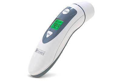 Use Fever Patrol Thermometer